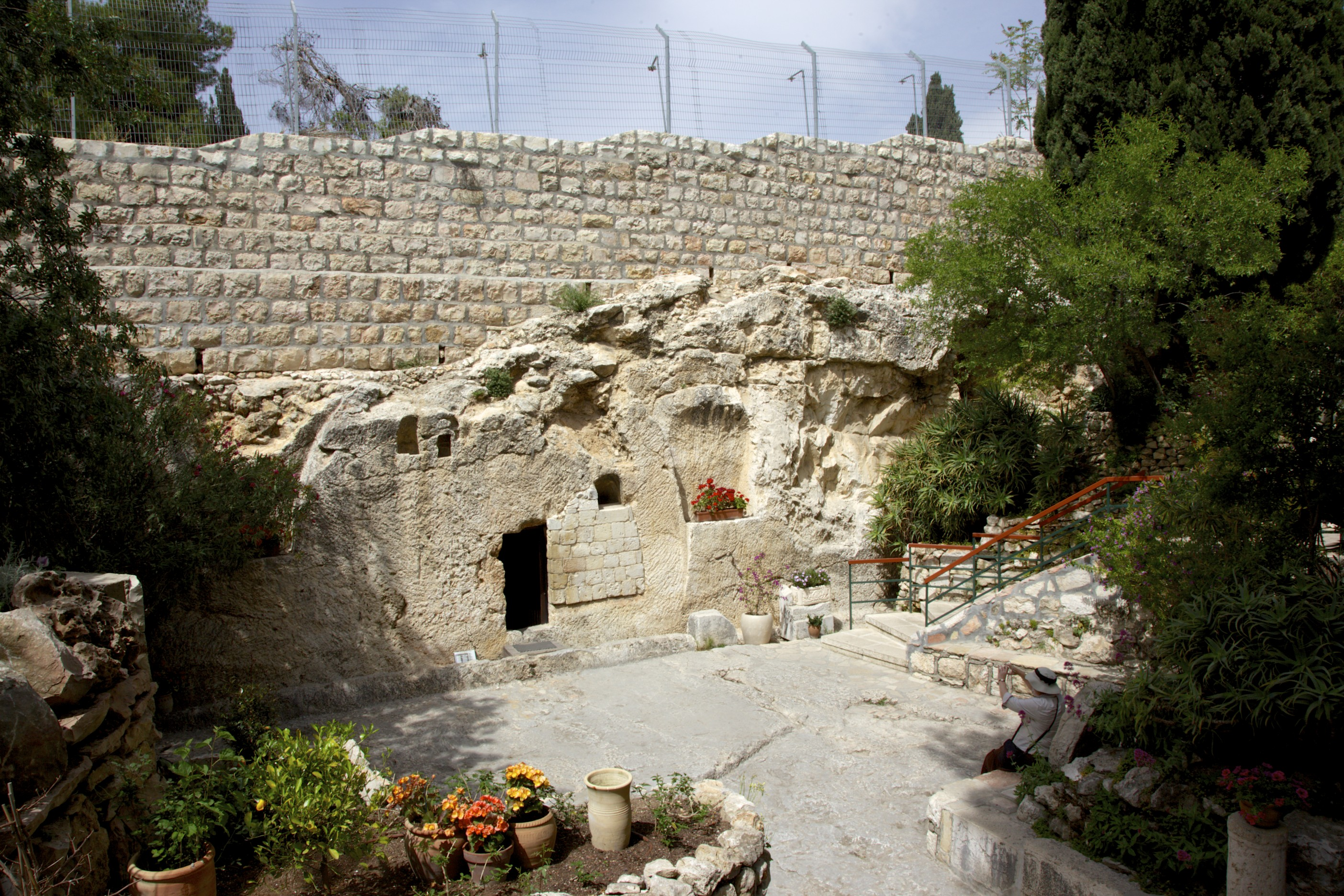 the garden tomb jerusalem imaginal worlds