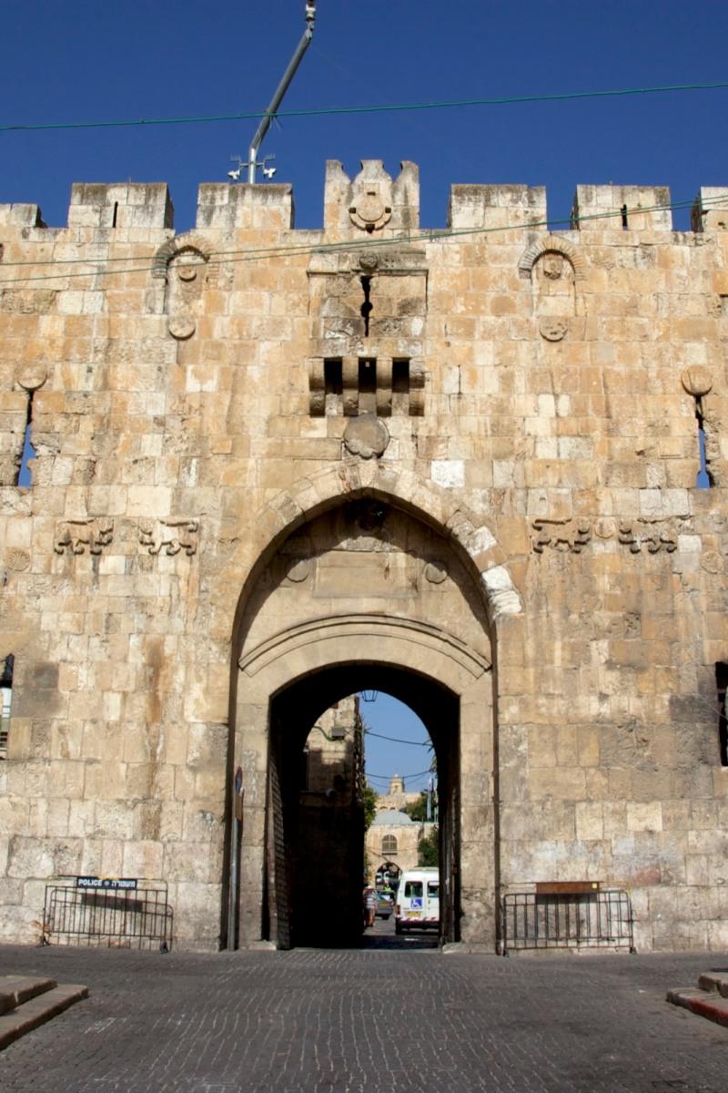 Lions' Gate, Jerusalem